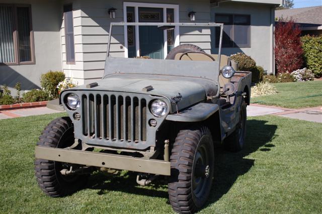 1945 Jeep